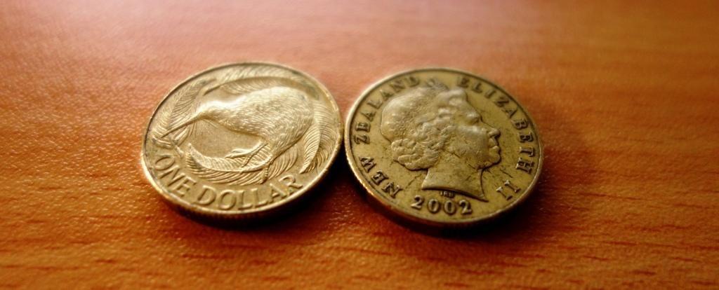 Der Neuseeländische Dollar: One Dollar