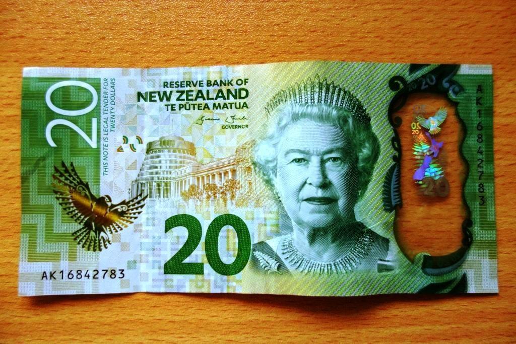 Der Neuseeländische Dollar: 20 Dollar