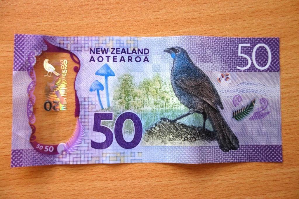 Der Neuseeländische Dollar: 50 Dollar