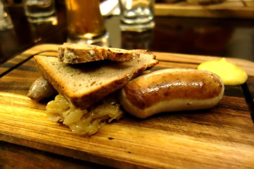 Deutsches Essen in Auckland: Restaurant