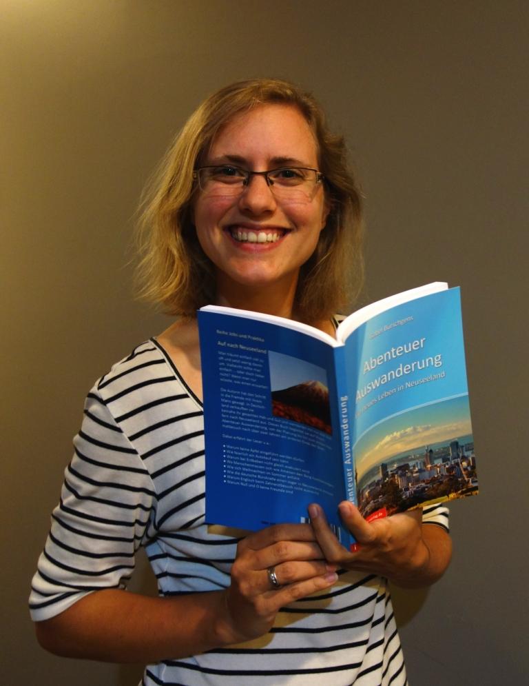 Jetzt überall erhältlich: Das Buch zum Blog