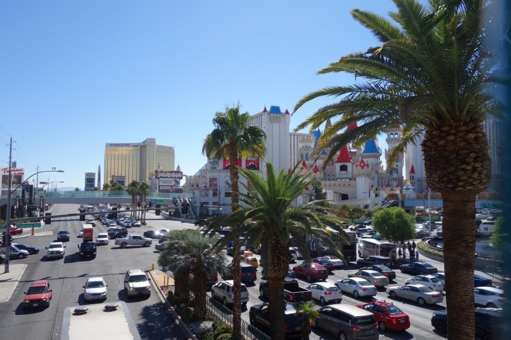 Las Vegas - Excalibur und Mandalay Bay