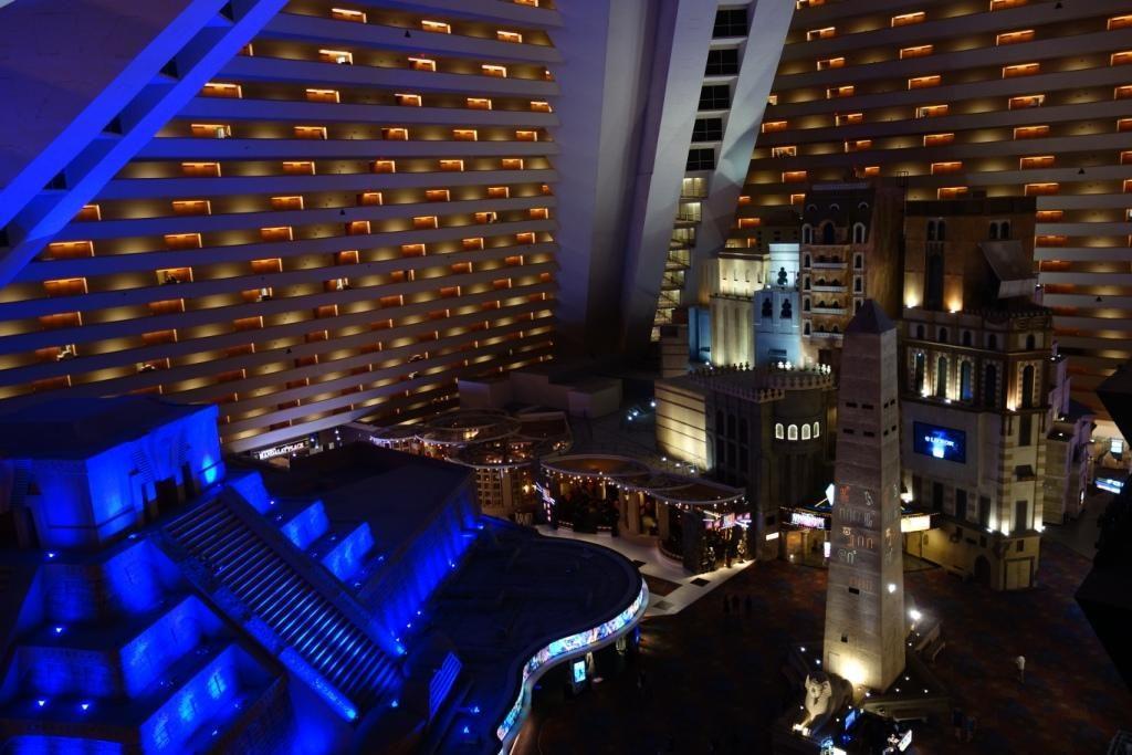 Las Vegas - Die Pyramide des Luxor