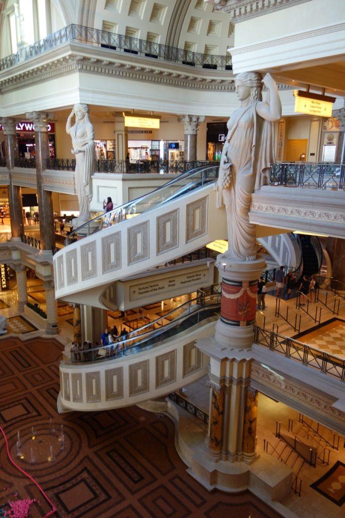 Las Vegas - Forum Shops im Caesars Palace