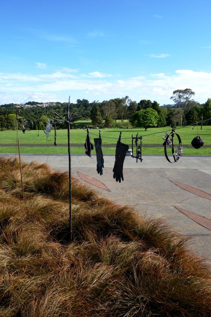 Sculpture in the Gardens - 1 - Mother Was Here (Christine Massey)