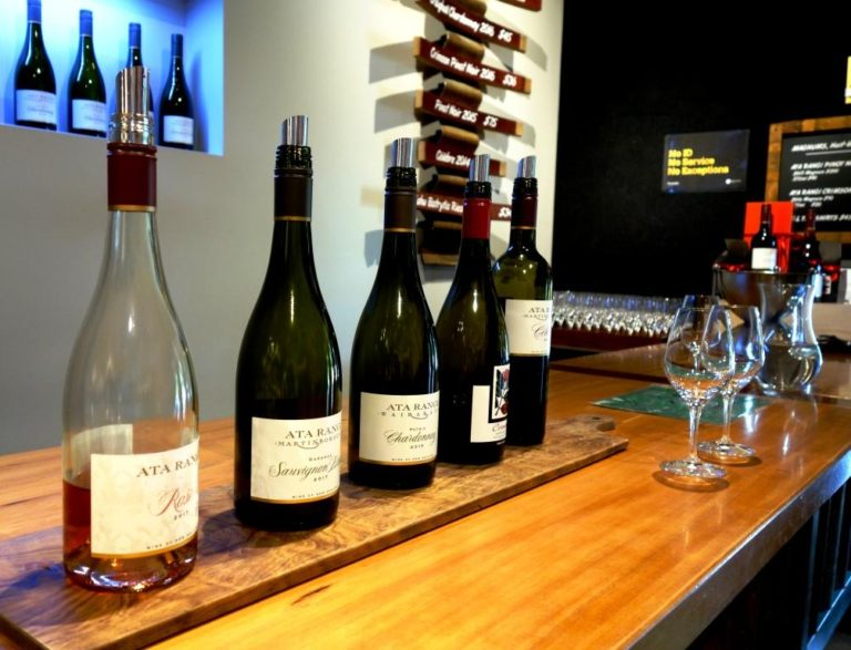 Martinborough - Der Weinort im Herzen des Wairarapa: Ata Rangi Vineyard