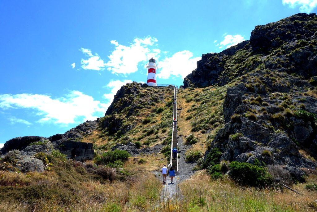 Cape Palliser - Leuchtturm