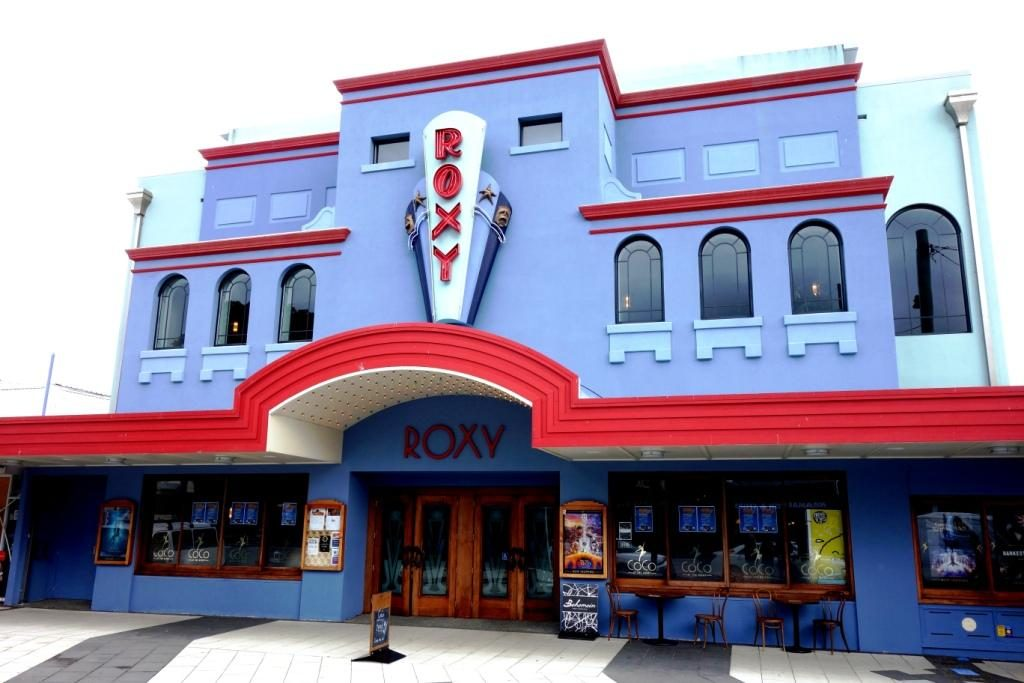 Wellington - Roxy Cinema in Miramar