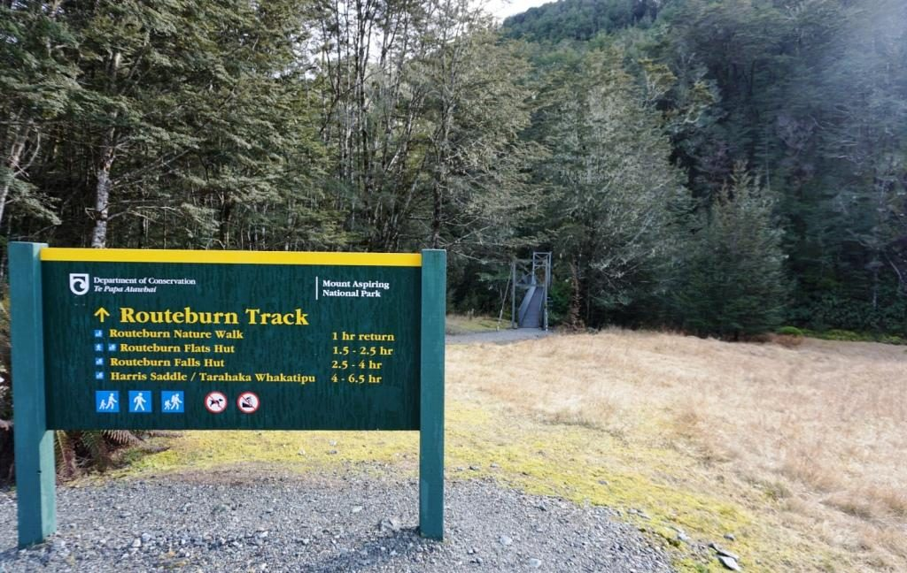 Routeburn Track - Routeburn Shelter