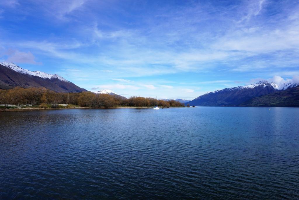 Glenorchy am Lake Wakatipu