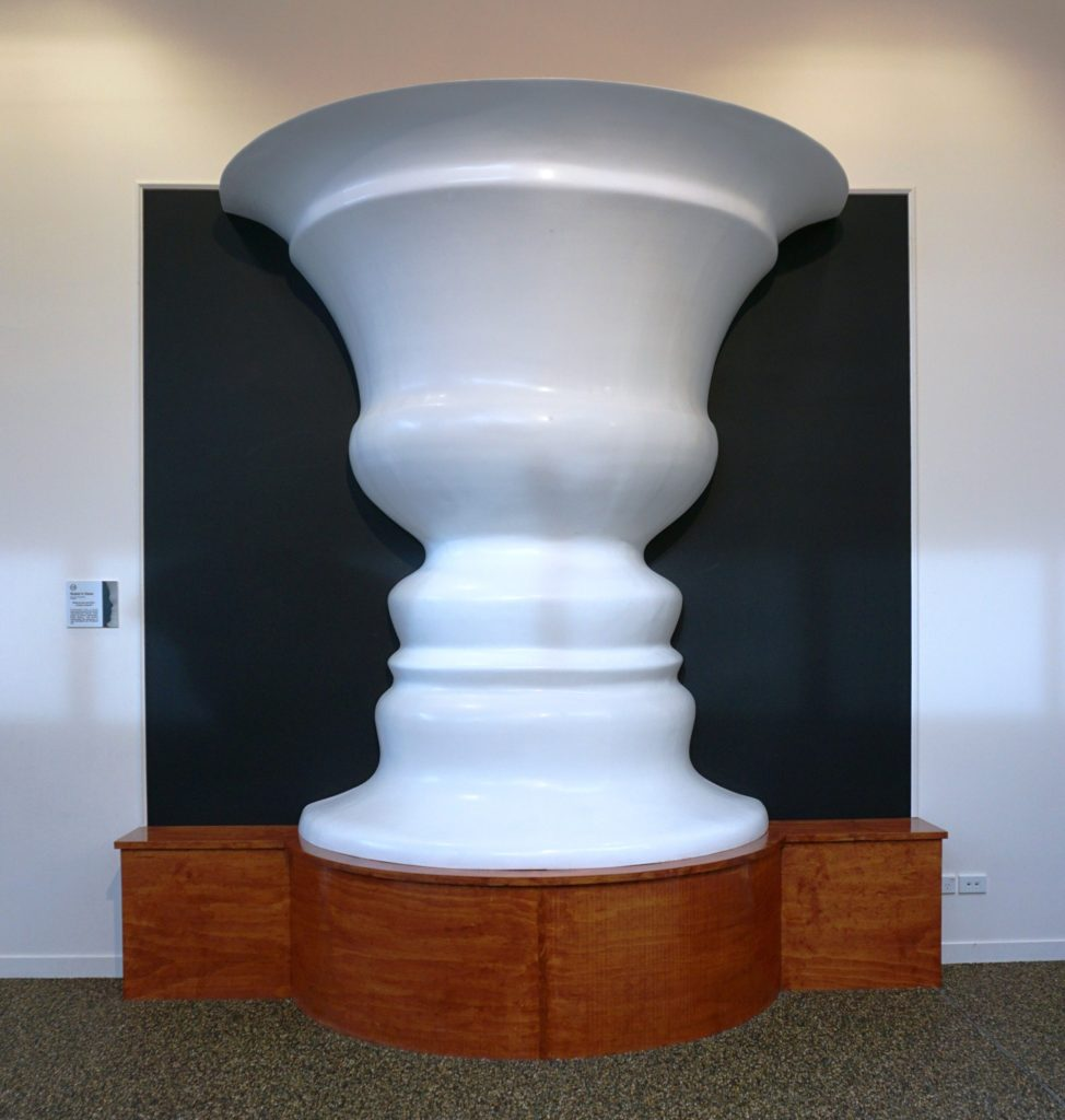 Puzzling World - Nur eine Vase oder zwei Gesichter?