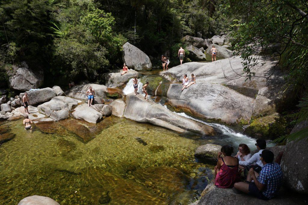 Abel Tasman Nationalpark - Cleopatra Pool