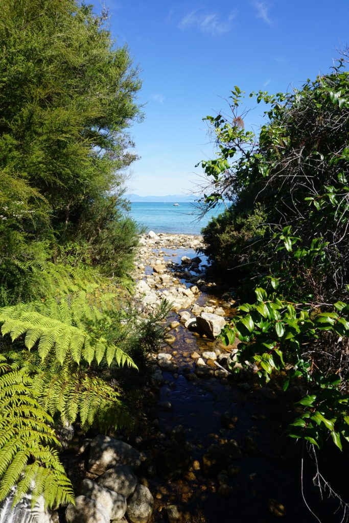 Abel Tasman Nationalpark - Great Walk