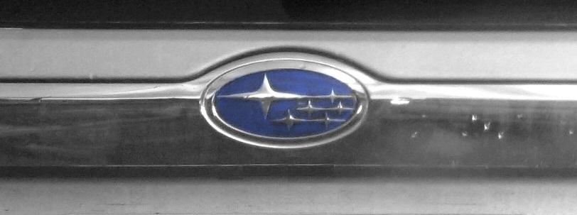 Matariki: Logo der Automarke Subaru