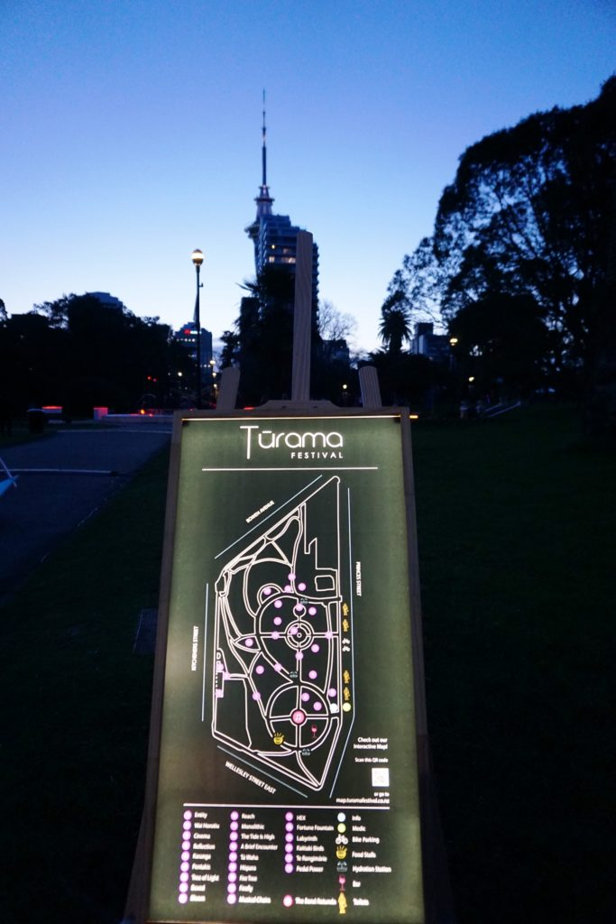Turama Festival in Auckland