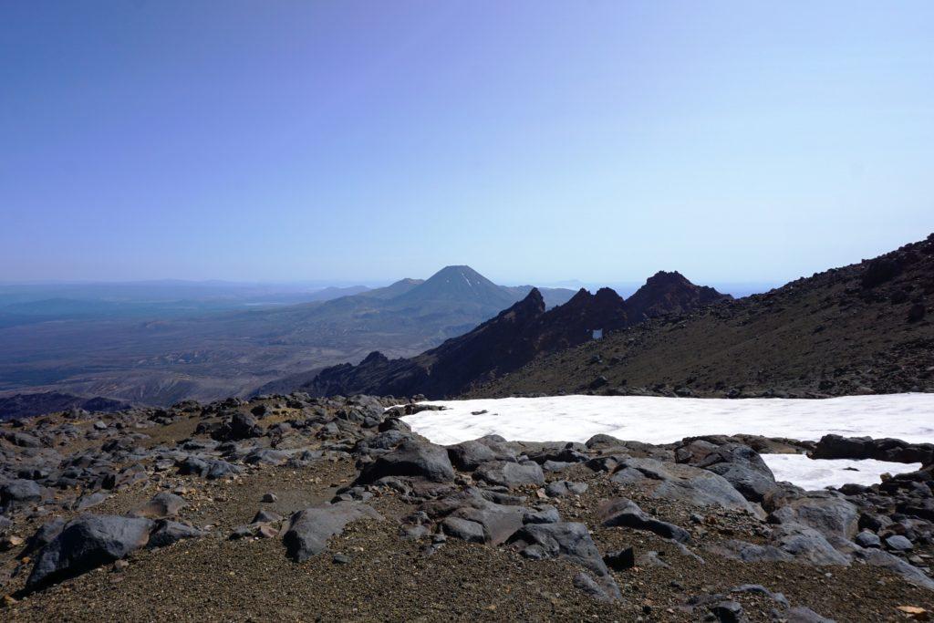 Blick auf Mt Ngauruhoe